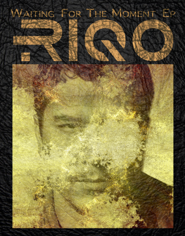 EP Artwork For Riqo Waiting For The Moment